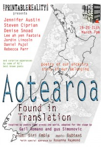 Aotearoa – Found in Translation