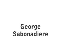 George Sabonadiere