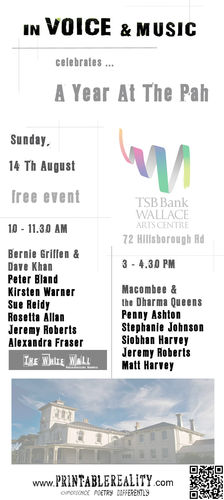 InVOICE and Music 14 aug 11