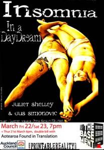 Insomnia in a DayDream