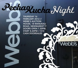 Pecha Kucha Night Auckland vol.29