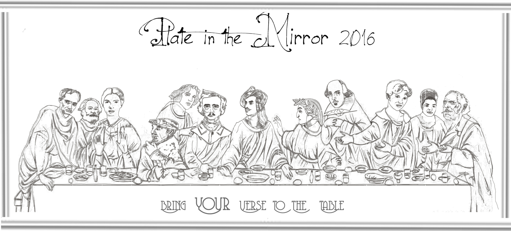 Plate in the Mirror 2016