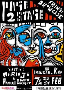 VOW- Auckland Fringe Festival 2015