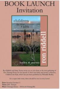 Children in the Rain – Ron Riddell