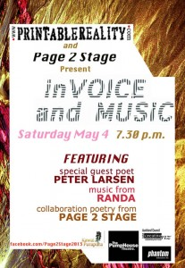 inVOICE and Music -PAGE 2 STAGE