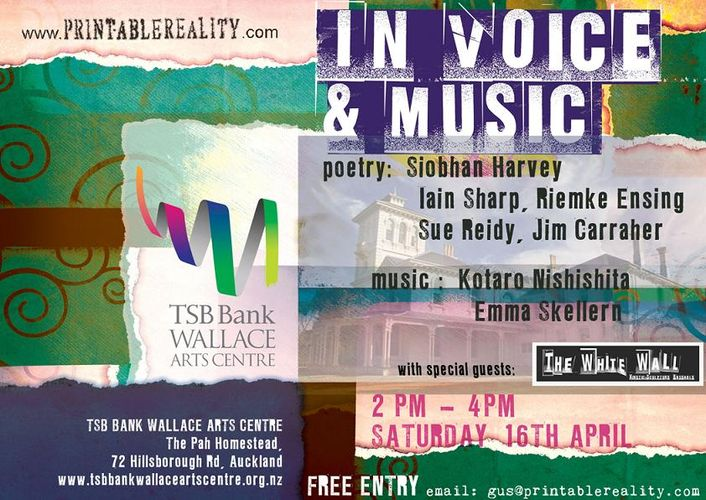 In VOICE and Music 16 april 11
