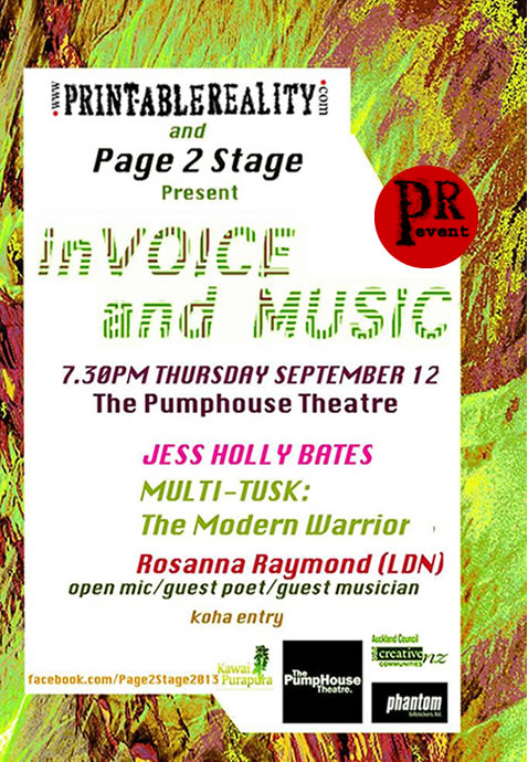 In VOICE and Music -Page 2 Stage 3