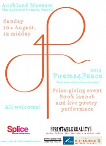 Poems4Peace 2014, Prize-Giving event