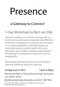Presence: a Gateway to Connect