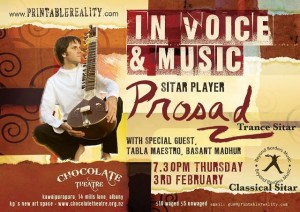 In VOICE and Music 3 feb 11